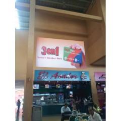 Vallas publicitarias terminal de albrook (plaza comida norte)
