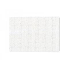 Rompecabezas rectangular de papel,para impresión full color.