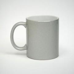 Taza de sublimación plata, para sublimación impreso full color