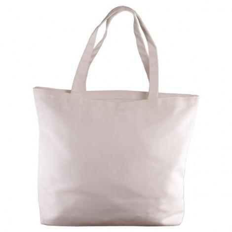 Bolsa de nylon marrón especial, para impresión full color