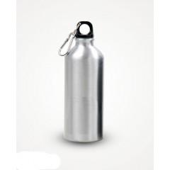 Botella de deporte plata, personalizables para promocion