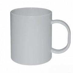 Taza blanca de sublimación, para personalizar con logo o información de tu empresa