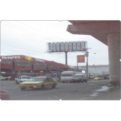 Espacios publicitarios en los andes, Vía Simón Bolívar(tsm-02-B)