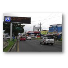 Espacios publicitarios en Vía Simón Bolívar (Transístmica)TSM-05-A