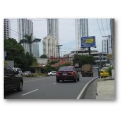 Publicidad en Vía Porras, Ave. Nicanor A. de Obarrio (Calle 50)VPC-01-B