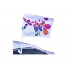 Bandera para autos