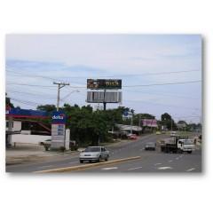 Vallas publicitarias en Vía Panamericana,Divisa,Chitré( INT-02-A)