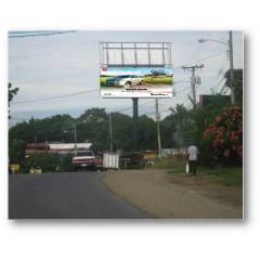 Espacios publicitarios en Vía Panamericana,Divisa,Chitré(INT-02-B)