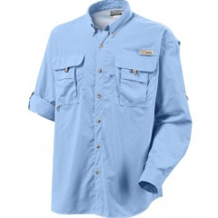 Camisa modelo pesquero, manga lARGA / corta