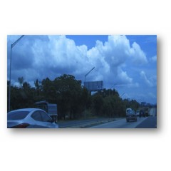 Espacios publicitarios en Vía Panamericana,Coronado(INT-01-B)