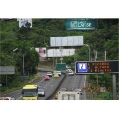 Vallas publicitarias en Arraiján (Autopista Pmá.-La Chorrera INT-04-A)