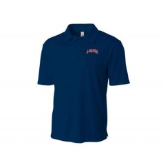 Polo marca lacrosse, material max dry (dry fit)
