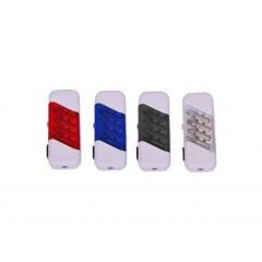 Set de destornilladores mini, en estuche plastico
