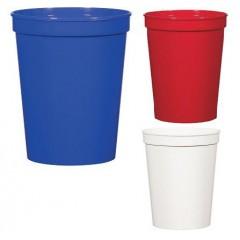 Vaso plastico stadium cup, de 16 oz