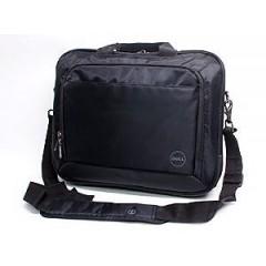 Maletin porta laptop,en nylon resistente, bolsillos delantero y trasero, protector interno para laptop