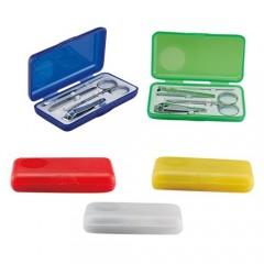 Set de manicure funky, personalizables con impresión full color