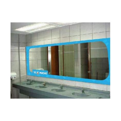 publicidad en albrook espejos de baos - Espejos Baos