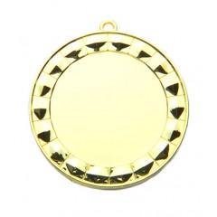 Medalla redonda de metal 3