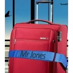 Strap identificador para maletas