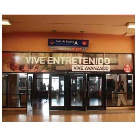 Vallas publicitarias terminal de albrook (puertas sala de espera A2)