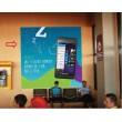 Espacio publicitario terminal de albrook (sala de espera C àrea interna)
