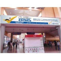 Vallas publicitarias terminal de albrook (puente 1/1 àrea norte)