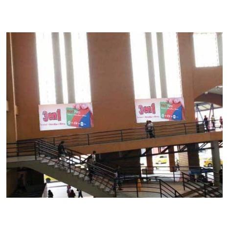 Vallas publicitarias terminal de albrook (plaza central planta alta area sur)