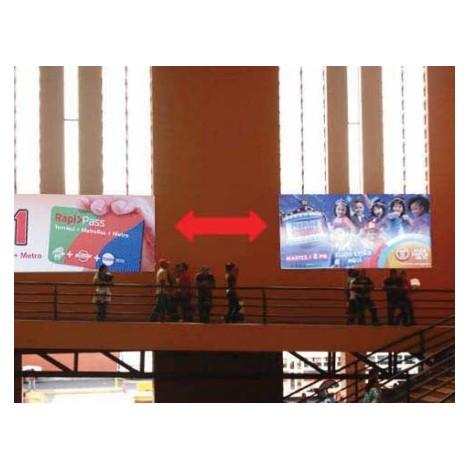 Vallas publicitarias terminal de albrook (plaza centra,planta alta,area norte)