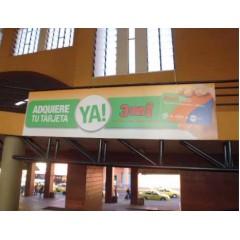Vallas publicitarias terminal de albrook (barandas interconexión norte,sur)