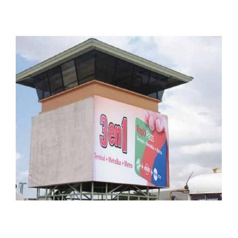 Vallas publicitarias terminal de albrook (torre de control,patio de operaciones)