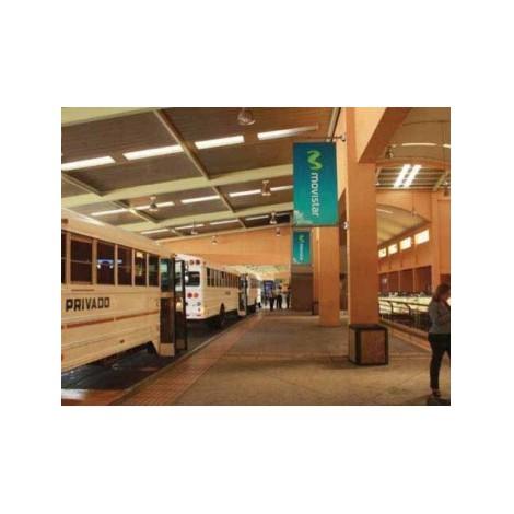 Vallas publicitarias terminal de albrook (banderas,rampa area norte,sur)