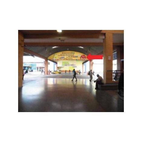 Vallas publicitarias terminal de albrook (area sur salida albrook mall)
