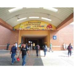 Vallas publicitarias terminal de albrook (entrada a la plaza norte)