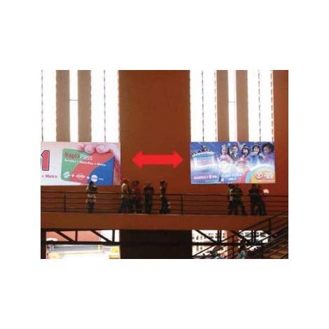 Vallas publicitarias terminal de albrook (plaza central,planta alta area norte)
